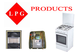 LPG Products For Static Caravans and Holiday Homes